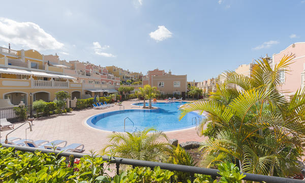 Two bedrooms - Palm Mar (13)